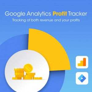 Google Analytics Profit Tracker