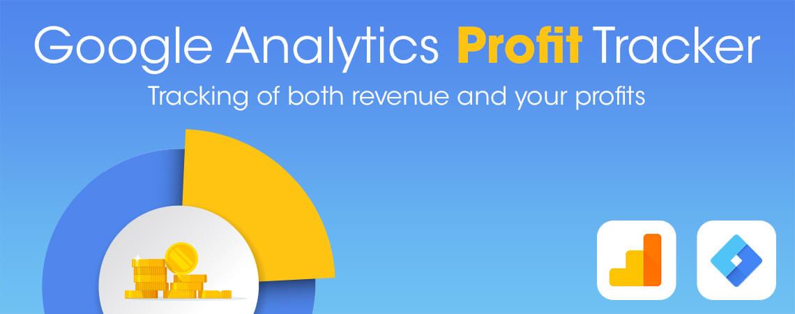 vCompany - Google Analytics Profit Tracker